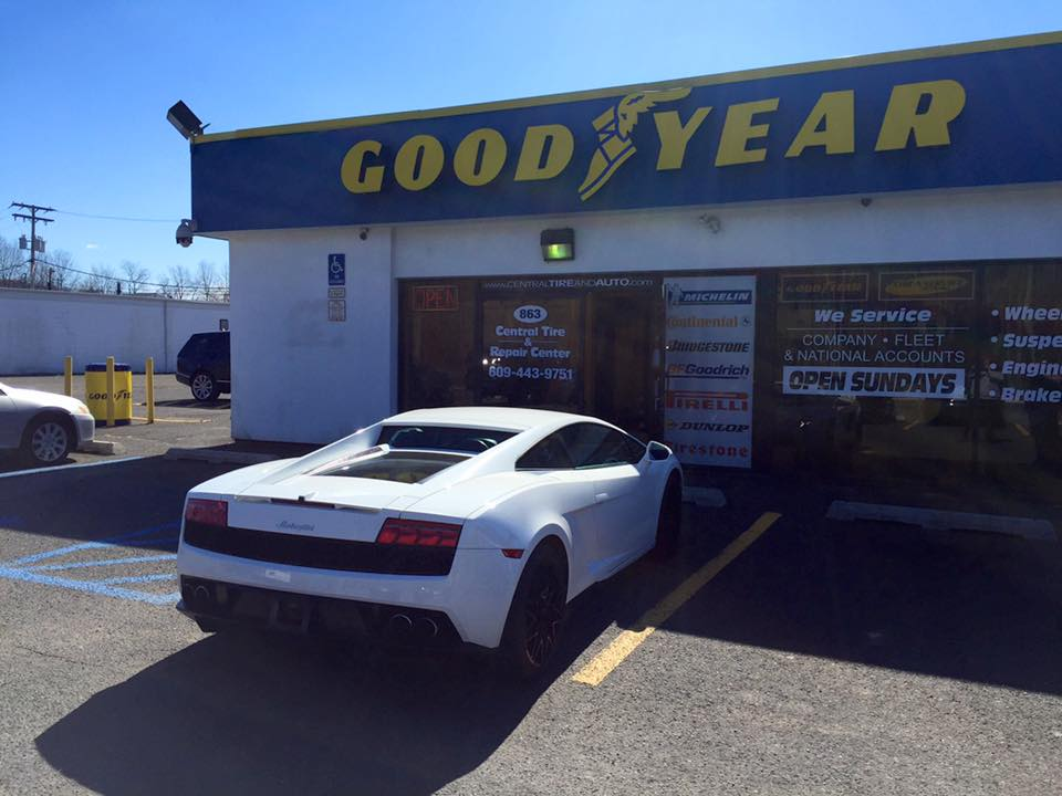 Tire Places Open On Sunday >> About Central Tire Auto Repair Center In East Windsor